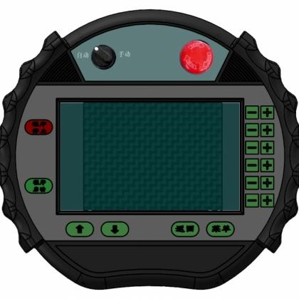 重庆机器人生产厂家直销机器人控制器 乐佰特机器人控制系统