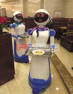 慈溪机器人餐厅歇业一周 顾客太热情机器人被玩坏