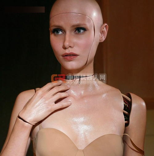 盘点史上最著名的7位美女机器人