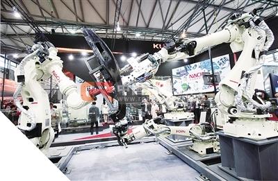 奔跑吧,中国机器人