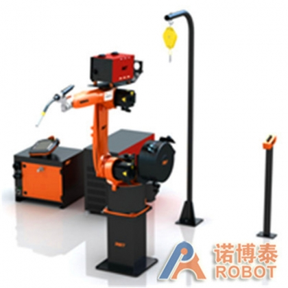 供应工业机器人 诺博泰智能弧焊包EWM焊接电源+宾采尔焊枪