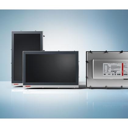 Beckhoff CP22xx 系列适合控制柜安装的面板型 PC