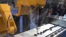 机器人怎样打包电池
