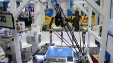 Apollo机器人快速多传送带跟踪抓取