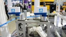 Artemis机器人协调自动化装配工作站