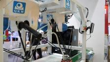 多机器人协调火腿肠自动化包装