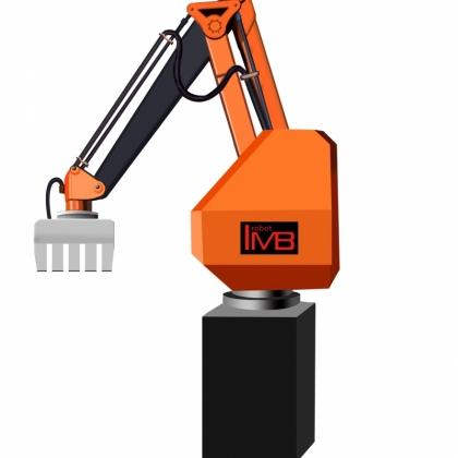 新一代码垛机器人