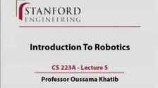 灵长类仿生机器人_斯坦福大学公开课:机器人学[第5集]