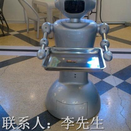 餐饮服务机器人、机器人服务员