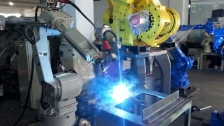 二手焊接机器人  安川焊接机器人