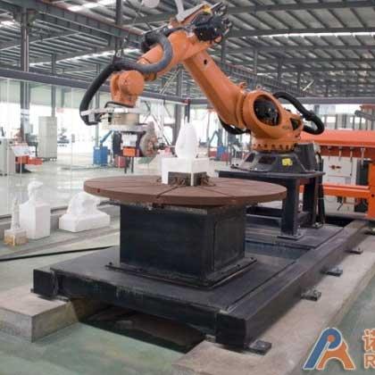 诺博泰六轴雕刻机器人 库卡机器人本体