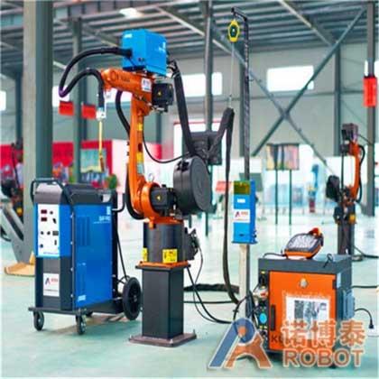 诺博泰六轴焊接机器人 库卡机器人本体