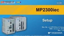 YASKAWA MP2300iec硬件设置