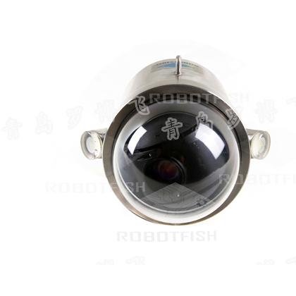 带灯水下智能观测网箱养殖拖航式摄像机