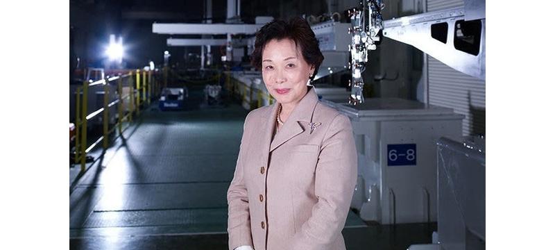 小谷真由美:�c�C器人共舞的日本商界女��人