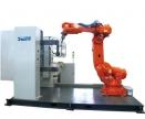 厦门思尔特打磨机器人工作站