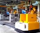 厦门思尔特挖掘机结构件数字化焊接车间