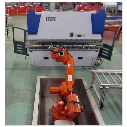 折弯搬运机器人