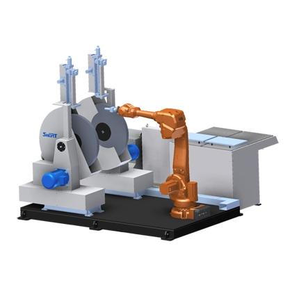 思尔特清光机器人工作站
