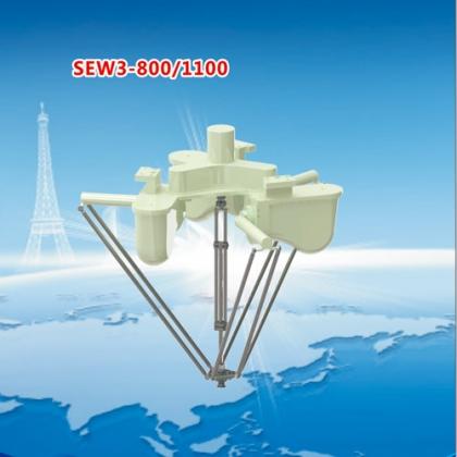 深圳聚友机器人SEW3-800/1100并联机器人