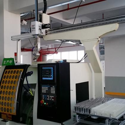 车床机械手-数控车床机器人