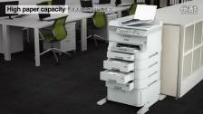 WF-8全新商用墨仓式打印机系列产品