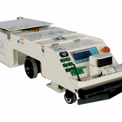 潜伏型AGV