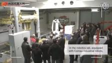 柯马机器人__码垛和包装