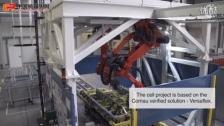 COMAU自动化点焊机器人