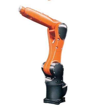 中间单臂式六轴机器人 工业机器人 智能机械手臂