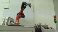 【柯马】机器人为油管缠绕应用排忧解难