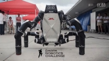 RoboSimian机器人