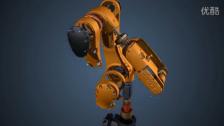 KUKA机器人的内在解析