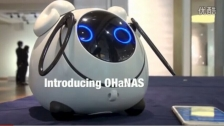 日本推出新型机器人玩具