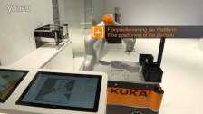 KUKA机器人 iiwa应用案例