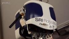 SRI机器人行走测试
