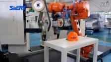刀片开刃打磨机器人系统2