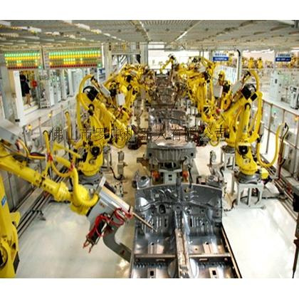 批发销售工业铜焊机器人