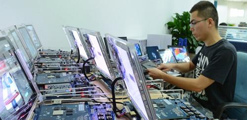 联合重卡玻璃升降控制电路图