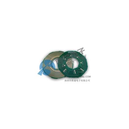 胜途线路板滑环,盘式汇流环  超薄盘式导电滑环 PCB板设计