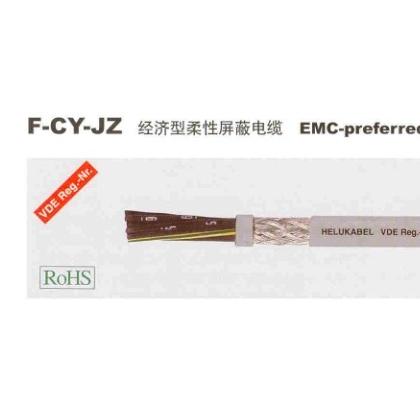 JZ-500/F-CY-JZ,柔性控制电缆,柔性屏蔽电缆