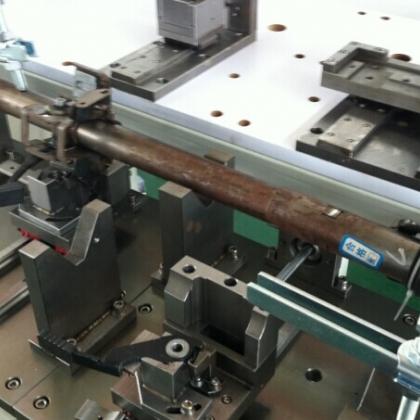 汽车玻璃升降器试验台及生产装配线