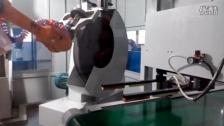 不锈钢花洒打磨抛光机器人系统