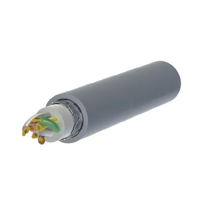 高柔性机器人电缆