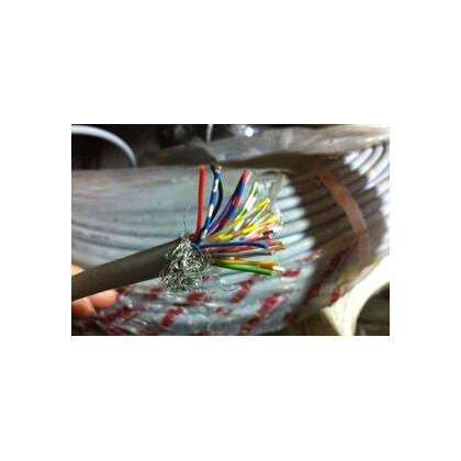 30芯0.3QMM拖链电缆,高柔性抗拉拖链电缆,耐弯曲1000万次