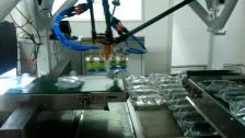 翼菲自动化高速分拣机器人装箱机器人搬运机器人