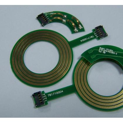 胜途热销量产线路板滑环,超薄滑环,电流板滑环