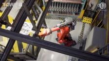 COMAU__自动化生产线车门架处理