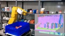FANUC__机器人自动存储和检索系统