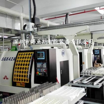 机床自动上下料机械手,数控CNC机械手定制